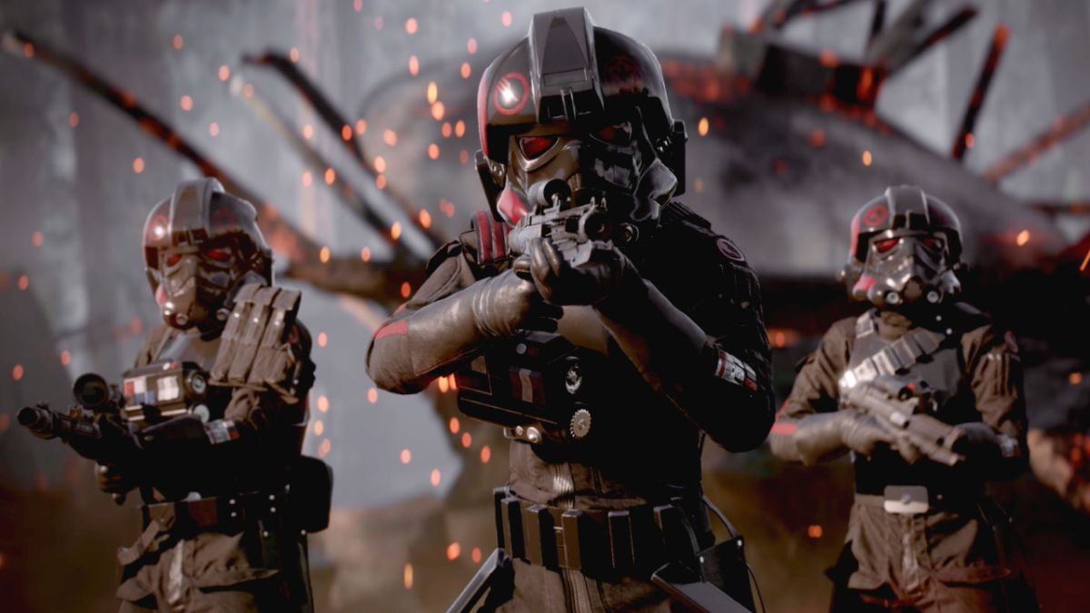 Star Wars: Battlefront 2's campaign is gorgeous but being a Stormtrooper feels like playing Wolfenstein as the Nazis
