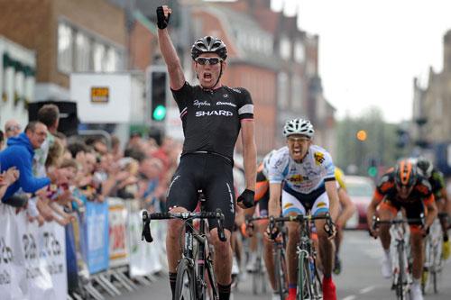 Zak Dempster wins, Rutland-Melton CiCLE Classic 2011