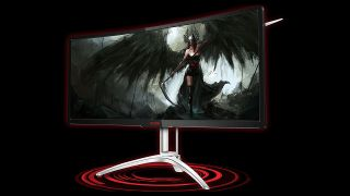 "One of our top G-Sync panels, the AOC Agon 35"" curved monitor, is at its lowest ever UK price"
