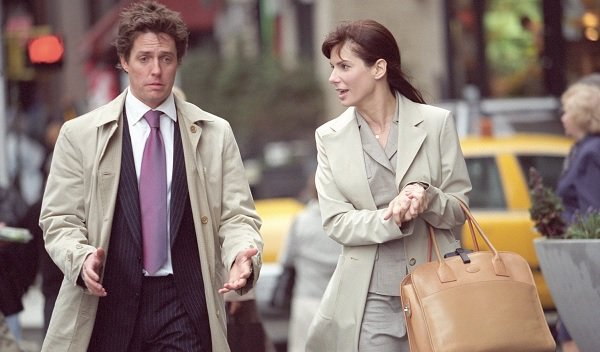 Two Weeks Notice Hugh Grant Sandra Bullock city walk