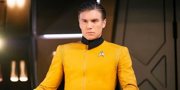 Anson Mount Captain Pike Star Trek: Discovery CBS All Access