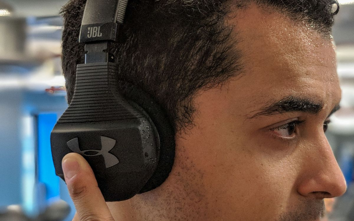 JBL Under Armour Sport Wireless Train Review: These On-Ear