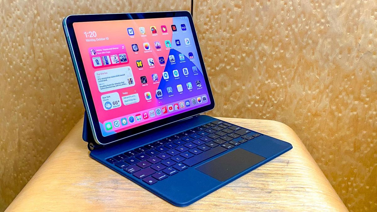 Apple iPad Air (2020) review: The best tablet for most ...