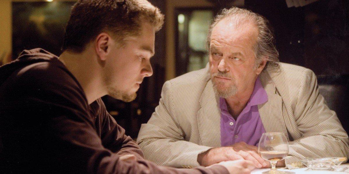 Leonardo DiCaprio, Jack Nicholson - The Departed