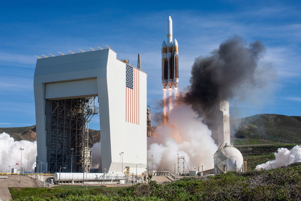 United Launch Alliance: Combining the forces of two aerospace giants