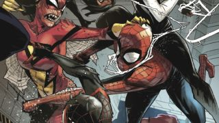 Writer Matthew Rosenberg discusses tagging in for the .LR issues of Amazing Spider-Man