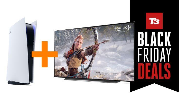 PS5 Black Friday TV deals