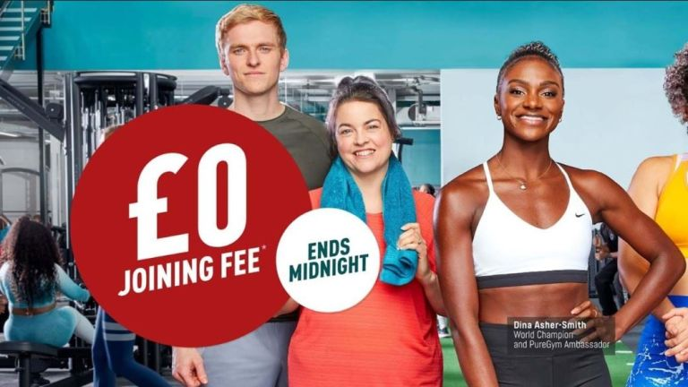 Puregym deal cheap gym membership offer
