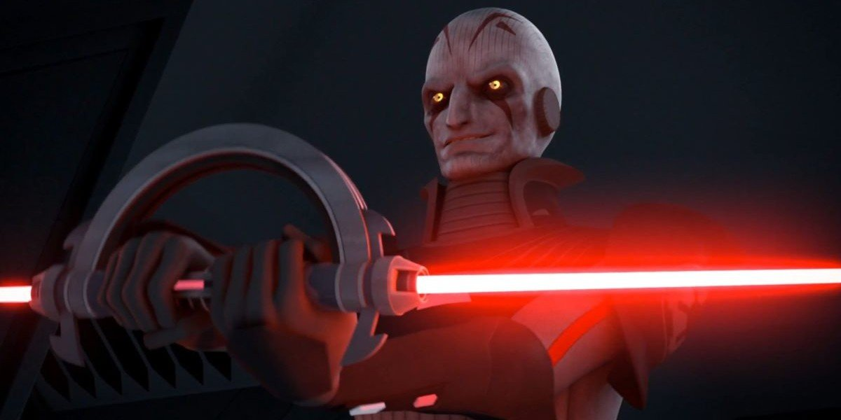 How Star Wars Rebels' Jason Isaacs Would Feel About Bringing The Great Inquisitor To Live-Action