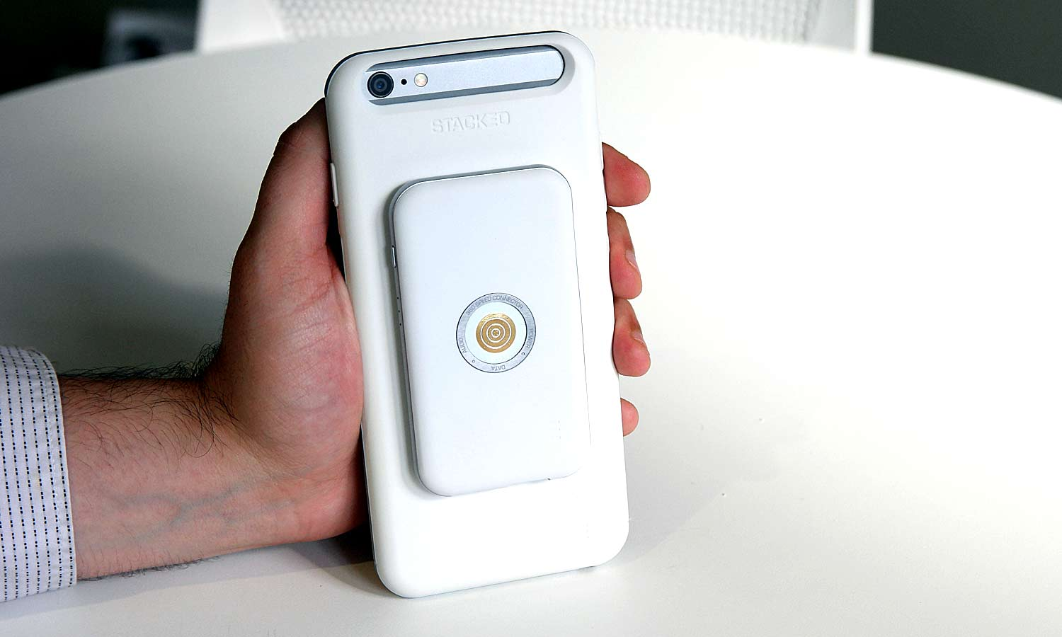 reputable site 7d853 ba825 This Modular iPhone Case Does Portable Charging Right | Tom's Guide