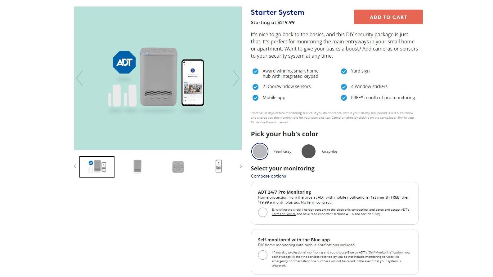 Starter System