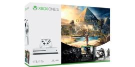 Assassin's Creed: Origins Is Getting Two Xbox One S Bundles