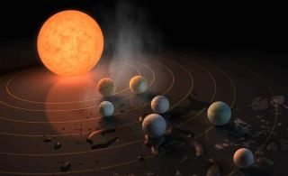 Under the new parameters, the planets of TRAPPIST-1 have little chance of hosting complex alien life.