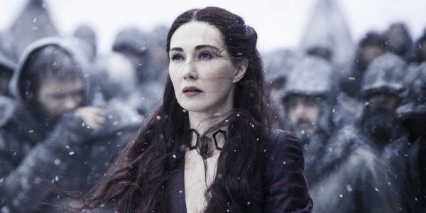 Game of Thrones Carice Van Houten Melisandre HBO