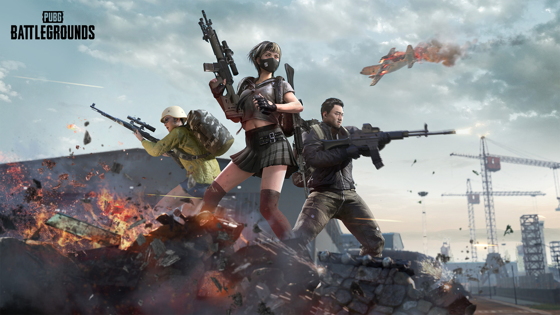 Hold up, PUBG is called PUBG: Battlegrounds now? | PC Gamer