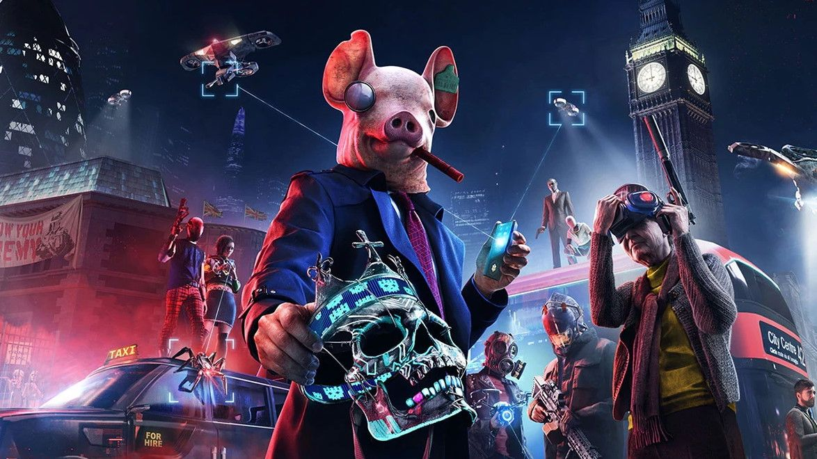 Watch Dogs Legion S First Hotfix Is Already Live On Console Pc Players Will Have To Wait Pc Gamer