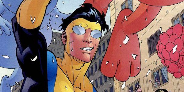 Walking Dead Creator Robert Kirkman's Superhero Comic Invincible Is Now Becoming A TV Show