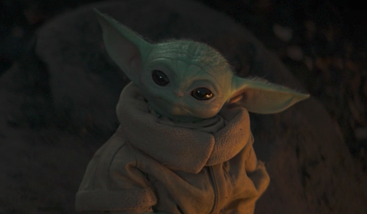 baby yoda answering to the name grogu