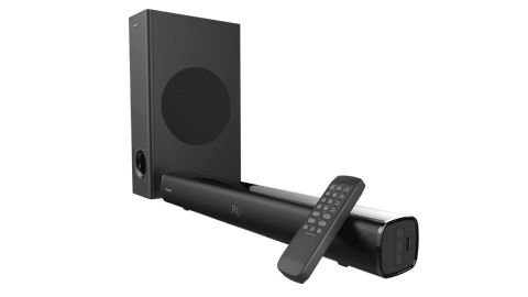 Creative Stage 2.1 PC speakers review