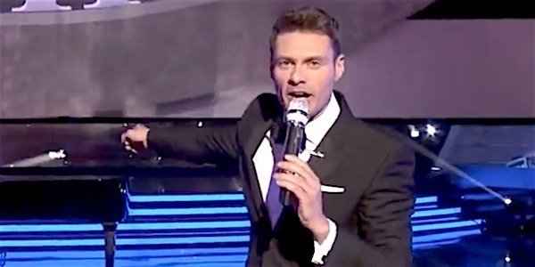 Ryan Seacrest American Idol ABC