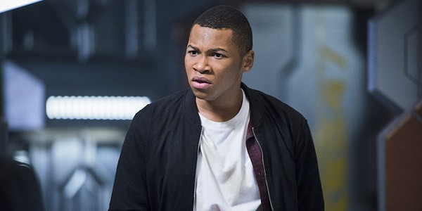 Jax Franz Drameh Legends of Tomorrow The CW