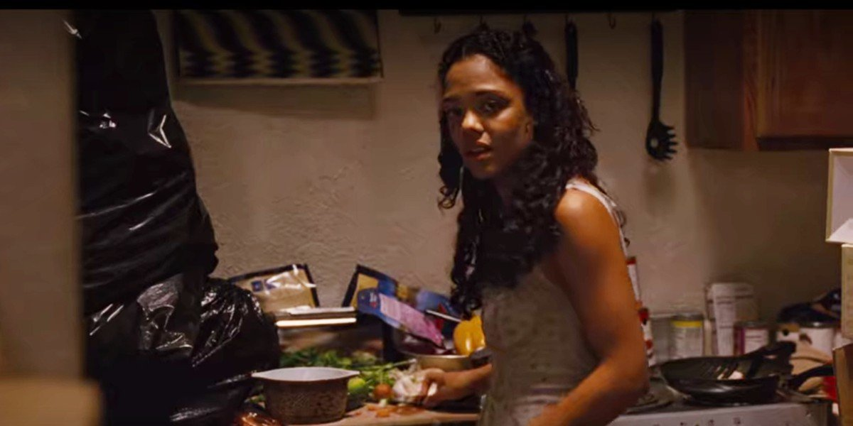 Tessa Thompson in For Colored Girls