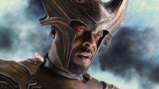 Idris Elba as Heimdall in Thor