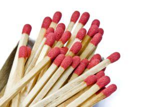 matches, phosphorus