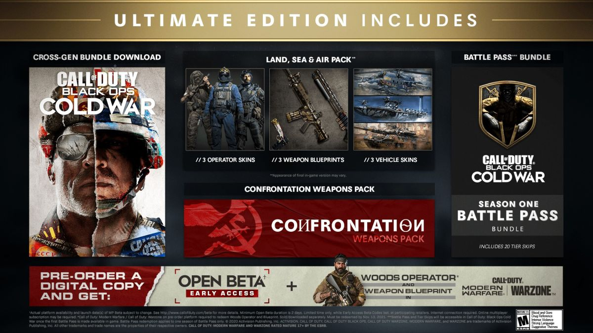 Call Of Duty Black Ops Cold War Pre Order Guide Get The Best Prices And Edition For You Gamesradar