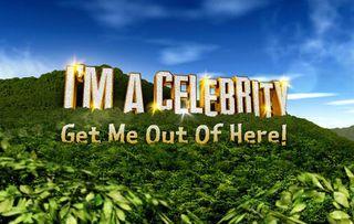 I'm a Celeb title logo