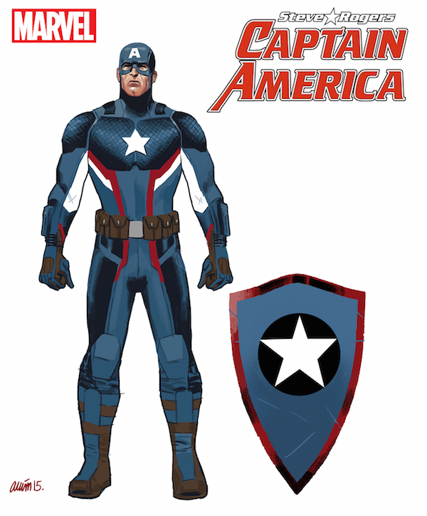 Steve Rogers Is Back As Captain America, Get The Details