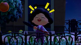 Animal Crossing: New Horizons Agatha All Along recreation