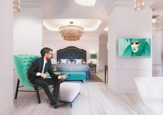 PPDS 4K Philips MediaSuite Pro Android TV Range for Hotels