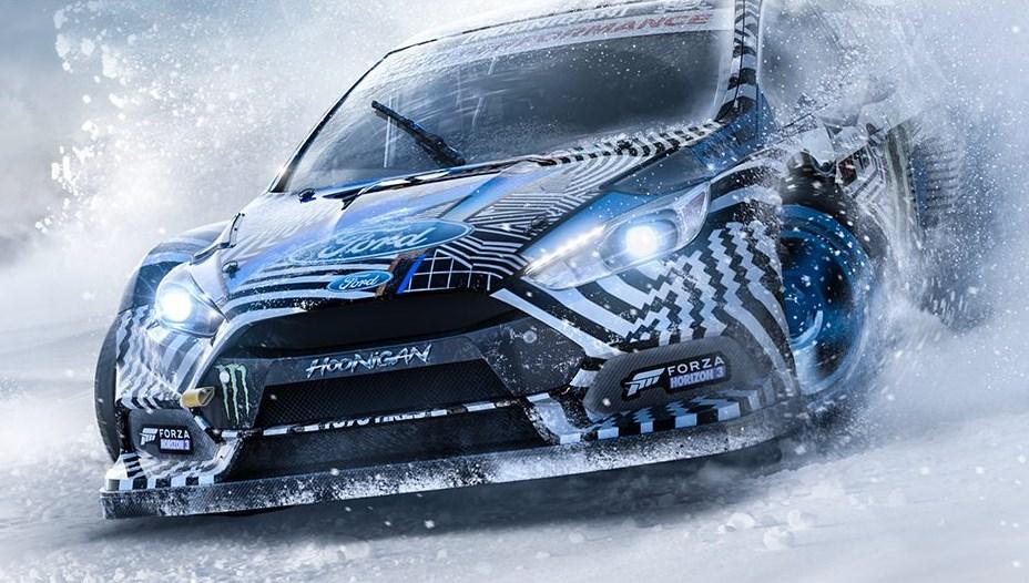Forza Horizon 3's wintry Blizzard Mountain expansion arrives