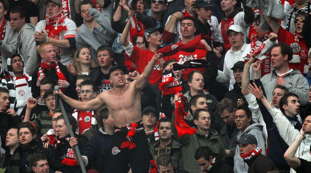 Holland's most hate-filled fight club: Ajax vs Feyenoord ...