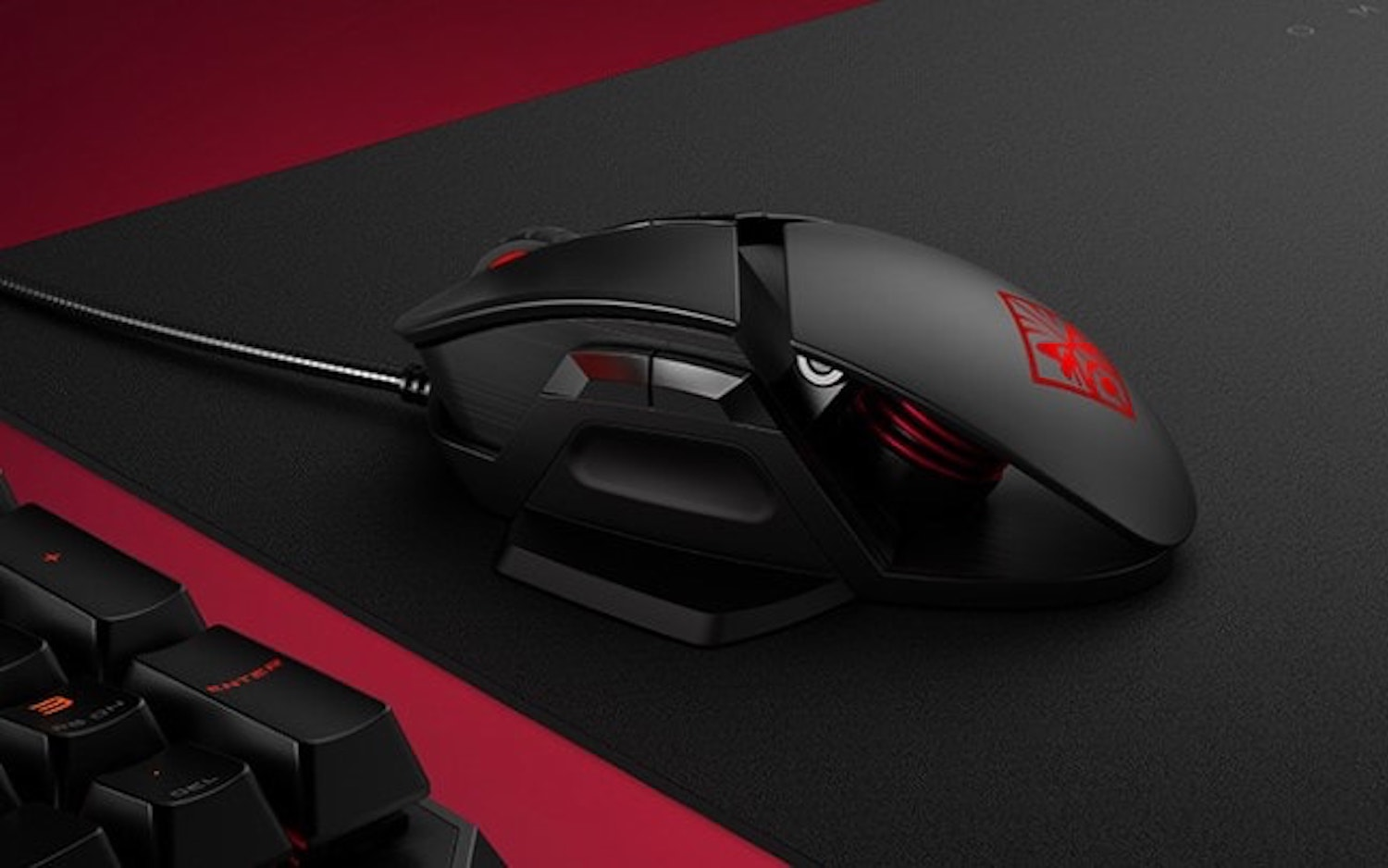 HP Omen Reactor Review: Is This Spring-Loaded Gaming Mouse