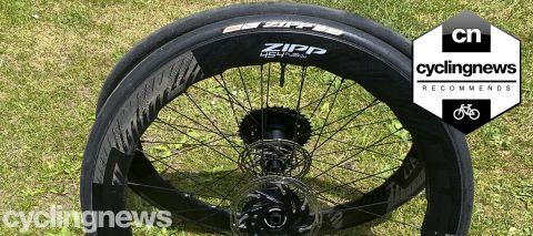 Zipp 454 NSW wheelset