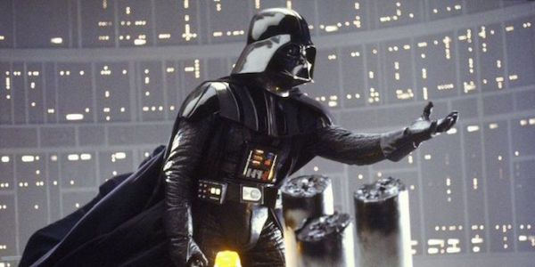 Darth Vader in A New Hope