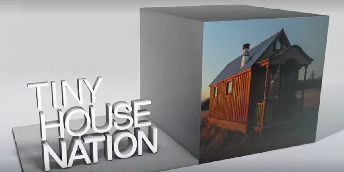 Tiny House Nation logo