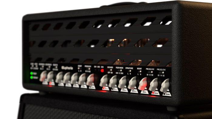 Enter the new era of amp modelling with Mercuriall Audio Euphoria