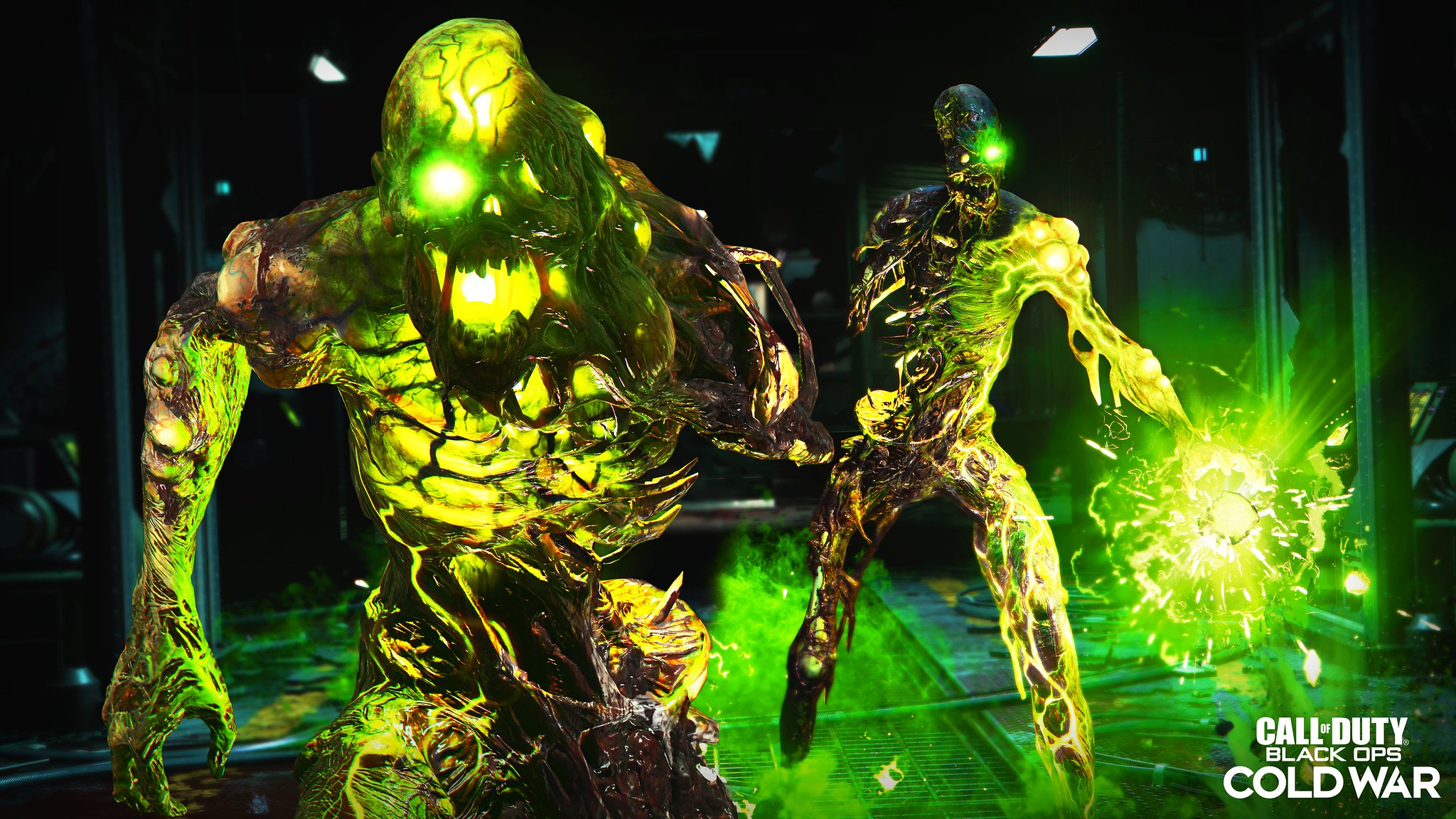 Call Of Duty Black Ops Cold War Zombies Has New Weapon Rarities And Equipment Gamesradar