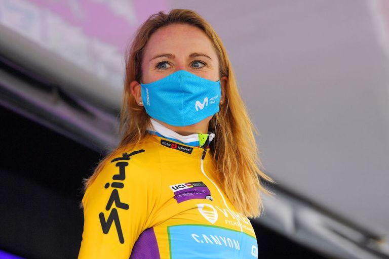 Annemiek van Vleuten (Movistar) wins the 2021 Ladies Tour of Norway