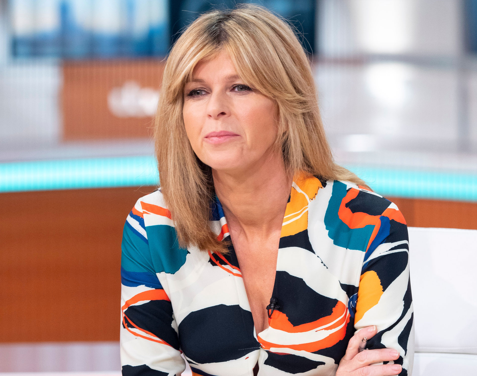 Kate Garraway reveals amazing results following serious health concerns