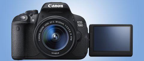 Canon EOS Rebel T5i / EOS 700D review | TechRadar