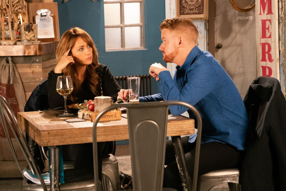 Coronation Street spoilers: Gary's behaviour makes Maria Connor suspicious