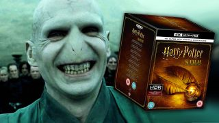 Harry Potter 4K HDR Blu-ray boxset casts its spell on