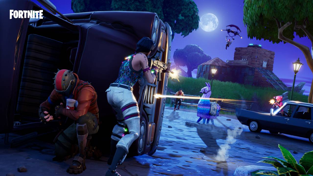 Fortnite Rumble Royale challenges: All Rumble Royale