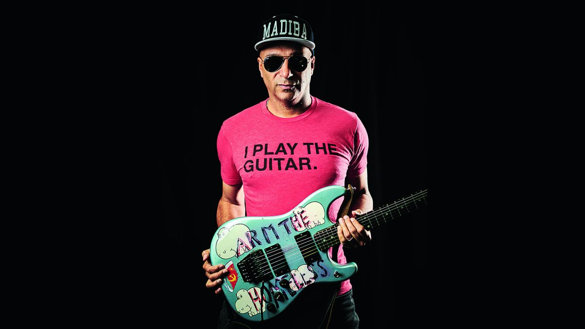 """Tom Morello defends friendship with Ted Nugent: """"I reserve the right to be friends with anybody"""""""