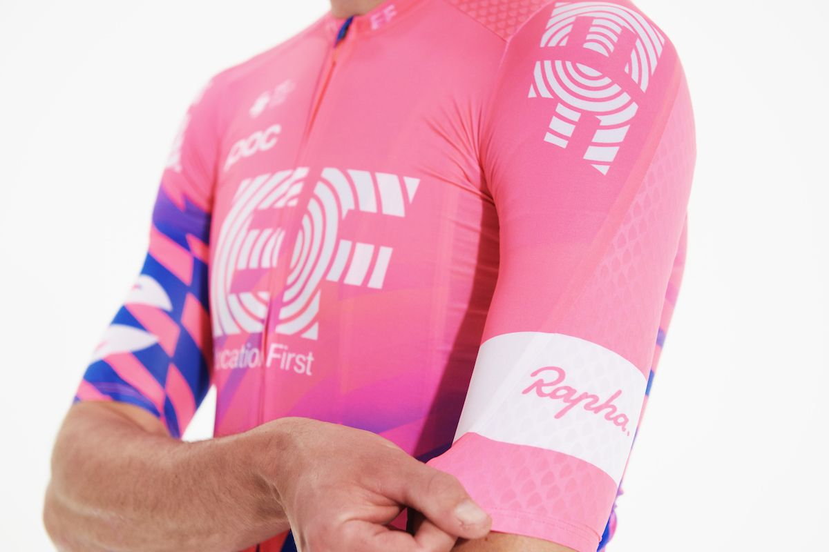 EF Education First reveal 2020 kit