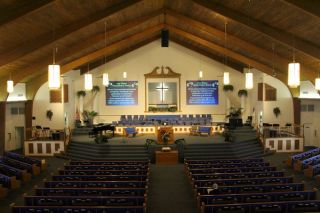 VUE al-4 Line Array Selected for Spring Hill Baptist Church